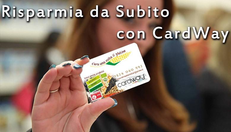Risparmia con CardWay